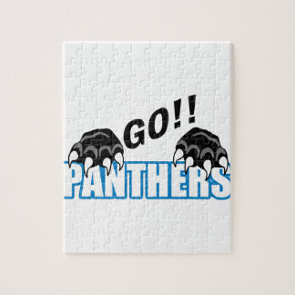 Go Panthers Puzzles