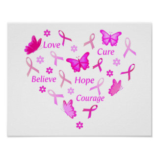 Go Pink Poster