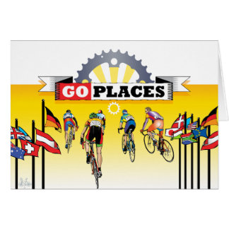 GO PLACES CARD