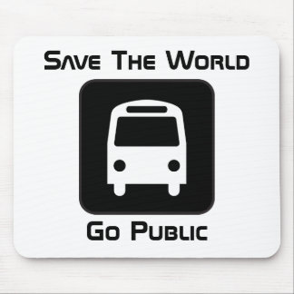 Go Public Mousepad