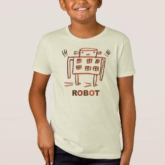 Go Robot T-Shirt