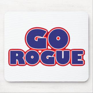 Go Rogue Mousepads