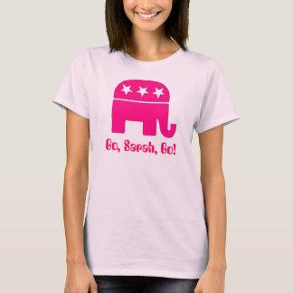 Go, Sarah, Go! T-Shirt