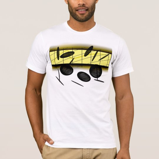 GO Scene Yellow T-Shirt