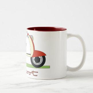 Go Scoot Mug