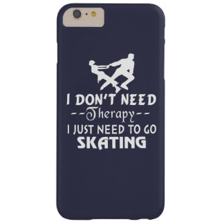 Go Skating Barely There iPhone 6 Plus Case