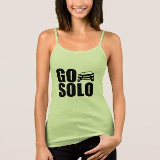 Go Solo Crosstrek Tank Top