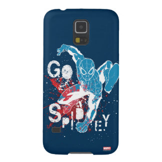 Go Spidey Galaxy S5 Cover