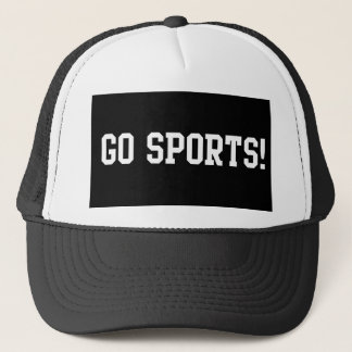 Go Sports! Trucker Hat