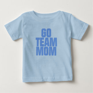 Go Team Mom T-shirts