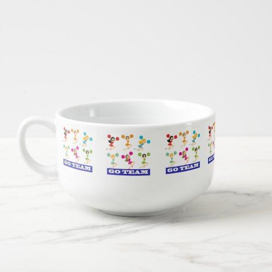 Go Team Soup Mug