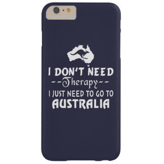 GO TO AUSTRALIA BARELY THERE iPhone 6 PLUS CASE