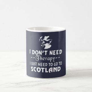 GO TO SCOTLAND COFFEE MUG