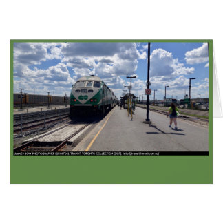 GO Train Sky Cards