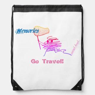 Go Travel! Drawstring Bag