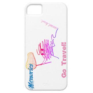 Go Travel iPhone 5 Cases