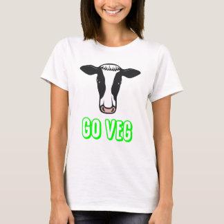 Go Veg ©  Logo T-Shirt