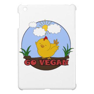 Go Vegan - Cute Chick Case For The iPad Mini