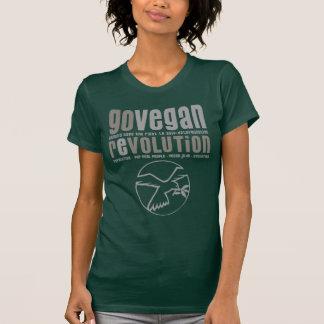 GO VEGAN REVOLUTION - 30w T-Shirt