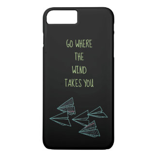 """Go Where the Wind Takes You"" Phone Case"