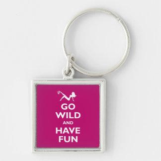 Go Wild Keychain