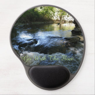 Go With The Flow Gel Mouse Pad