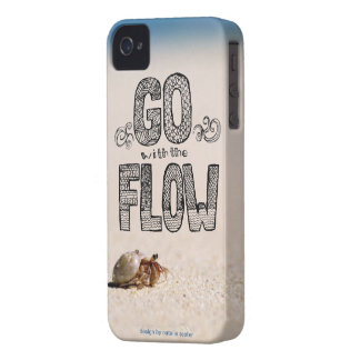 Go with the Flow iPhone 4 Covers