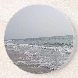 Goa Beach India Beverage Coaster