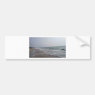 Goa Beach India Bumper Sticker