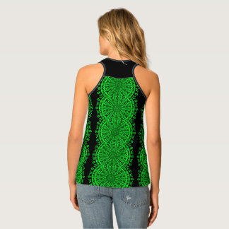 Goa Fractal All-over Tank Top 3