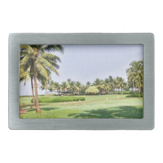 Goa India 2 Belt Buckle