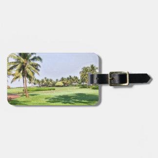 Goa India 2 Luggage Tag