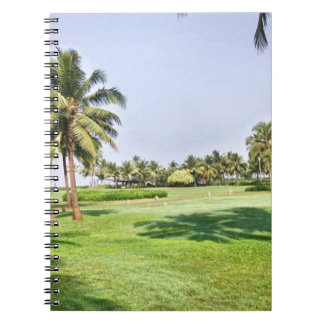 Goa India 2 Spiral Notebook