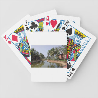 Goa India Bicycle Playing Cards