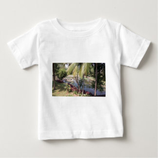 Goa India Garden Baby T-Shirt