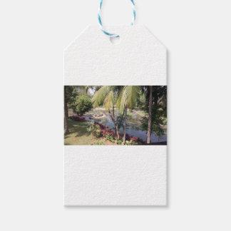 Goa India Garden Gift Tags