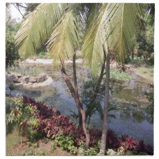 Goa India Garden Napkin