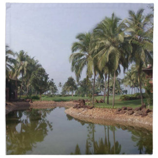 Goa India Napkin