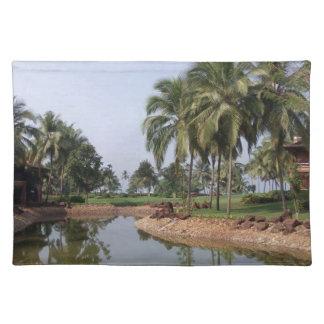 Goa India Placemat