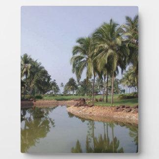 Goa India Plaque