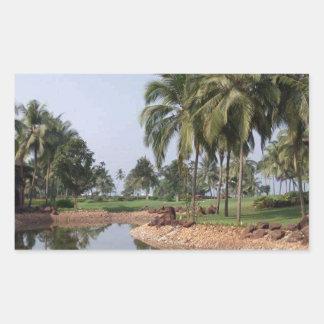 Goa India Sticker