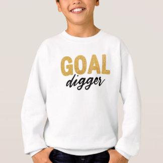 Goal Digger Feminism Sweatshirt