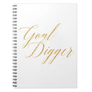 Goal Digger Notebook