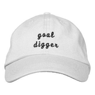 Goal Digger Personalized Adjustable Hat
