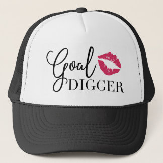 Goal Digger Trucker Hat