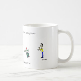Goal Setting of An Electronics Engineer Coffee Mug