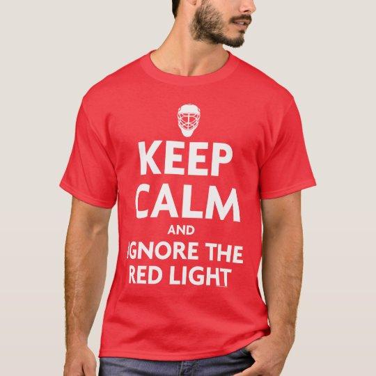 Goalie Advice T-Shirt