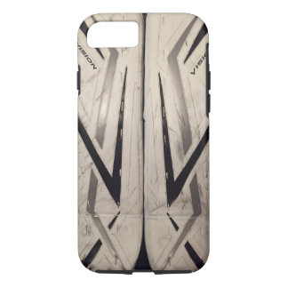 Goalie Leg Pads. iPhone 8/7 Case