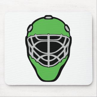 Goalie Mask Mouse Pad