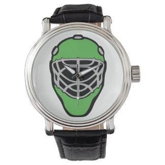 Goalie Mask Watch